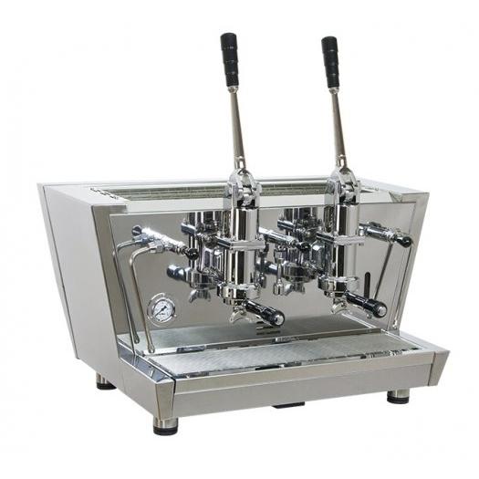 Espressor profesional cu pârghie Izzo MyWay Valchiria, 2 grupuri