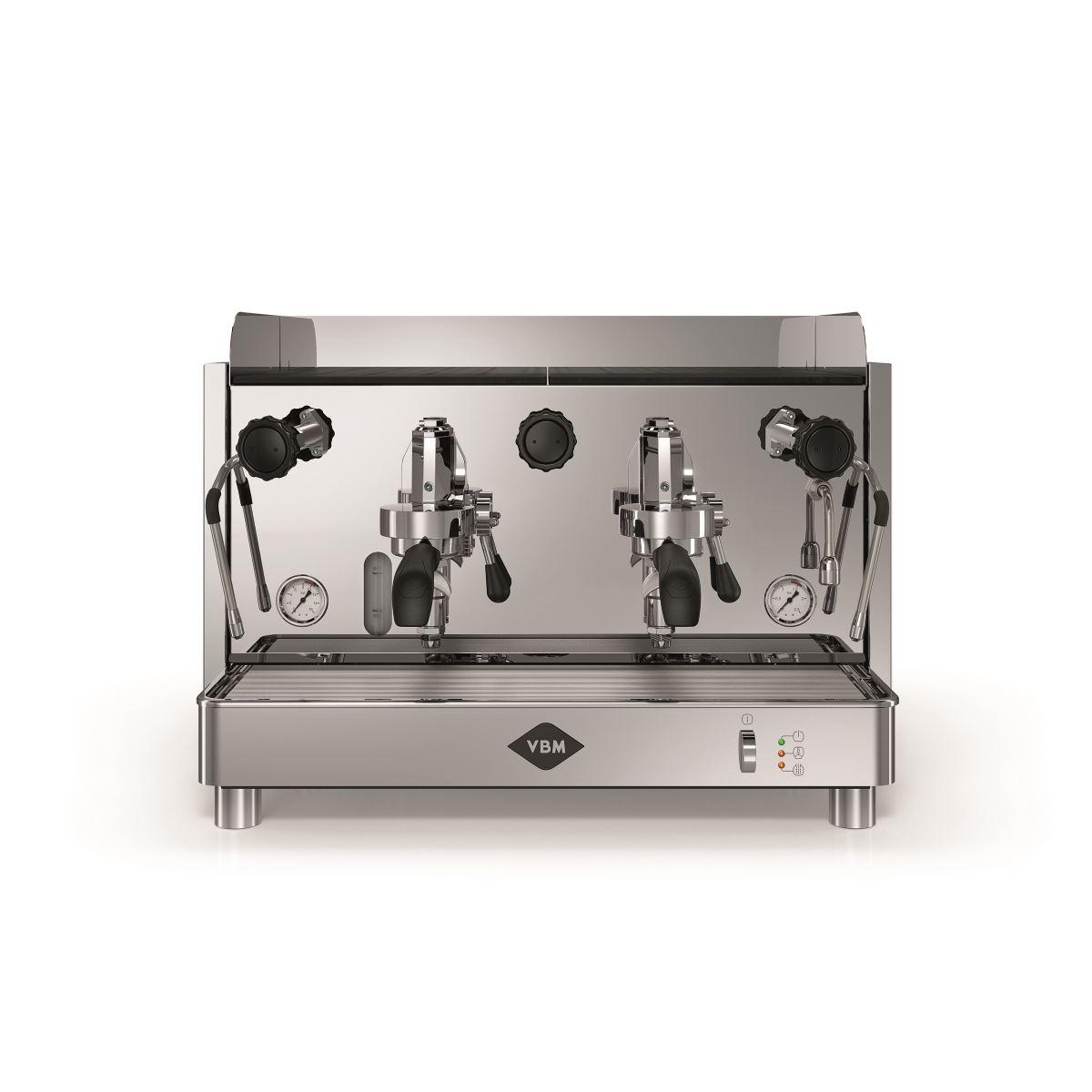 Espressor profesional Vibiemme Replica HX Manuale, 2 grupuri