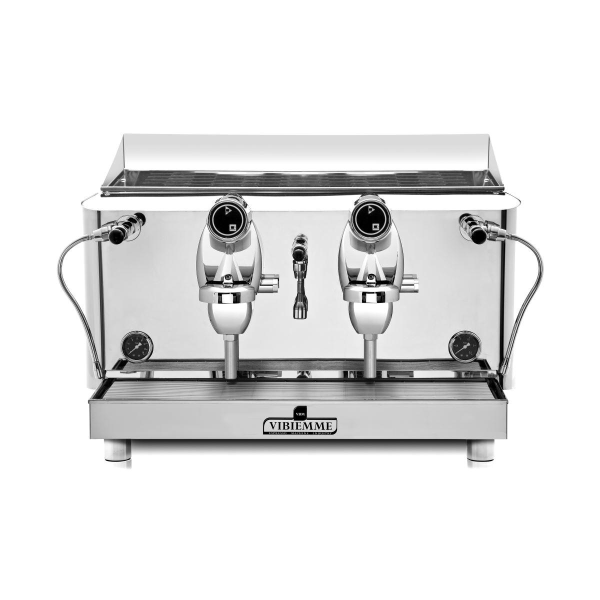 Espressor profesional Vibiemme Lollo Semiautomatica, 2 grupuri