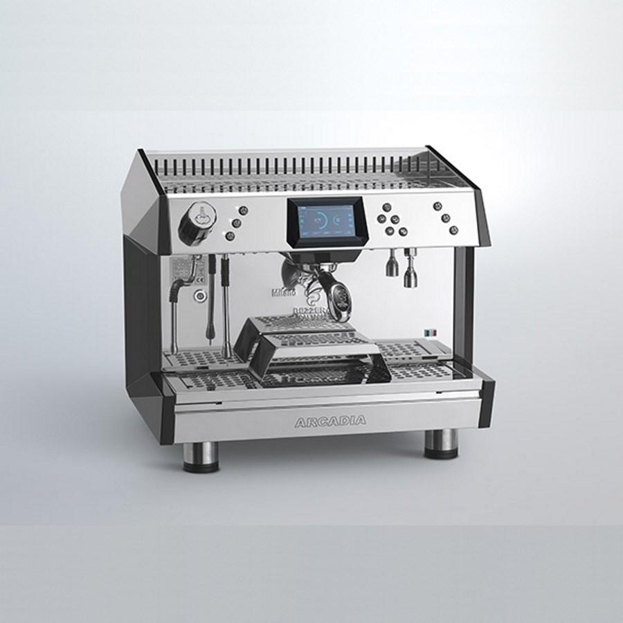 Espressor profesional Bezzera Arcadia DE 360 Brewing, 1 grup