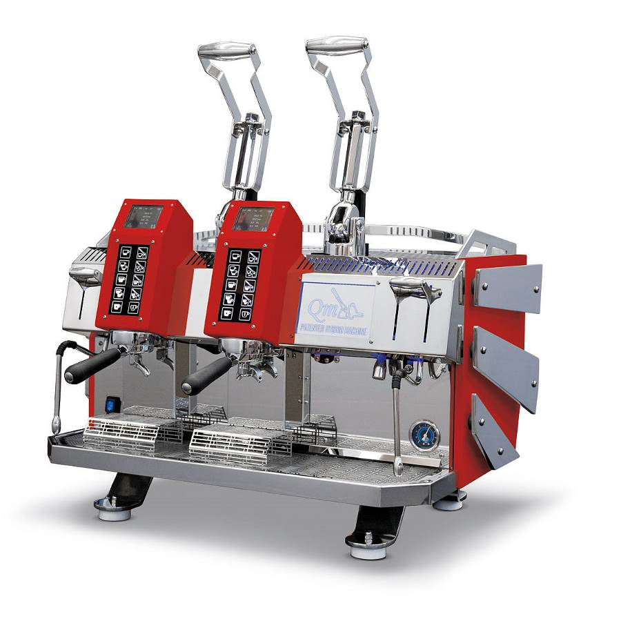 Espressor profesional Quick Mill HYBRID QM75, 2 grupuri