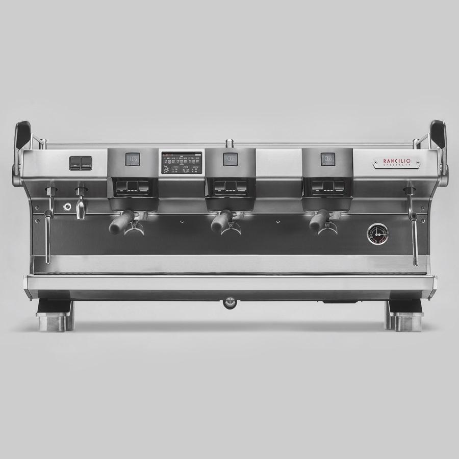 Espressor profesional Rancilio SPECIALITY, 3 grupuri