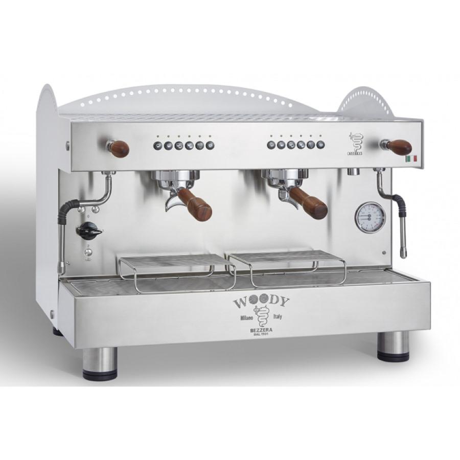 Espressor profesional Bezzera Woody, 2 grupuri