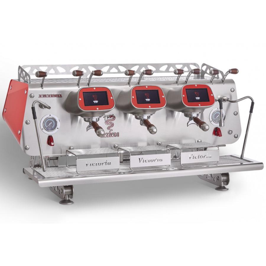 Espressor profesional Bezzera Victoria DE, 3 grupuri
