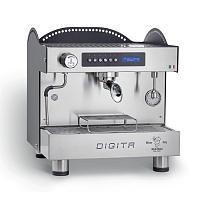 Espressor profesional Bezzera Digita, 1 grup