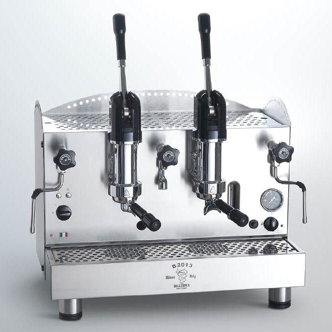 Espressor profesional Bezzera B2013 AL, 2 grupuri