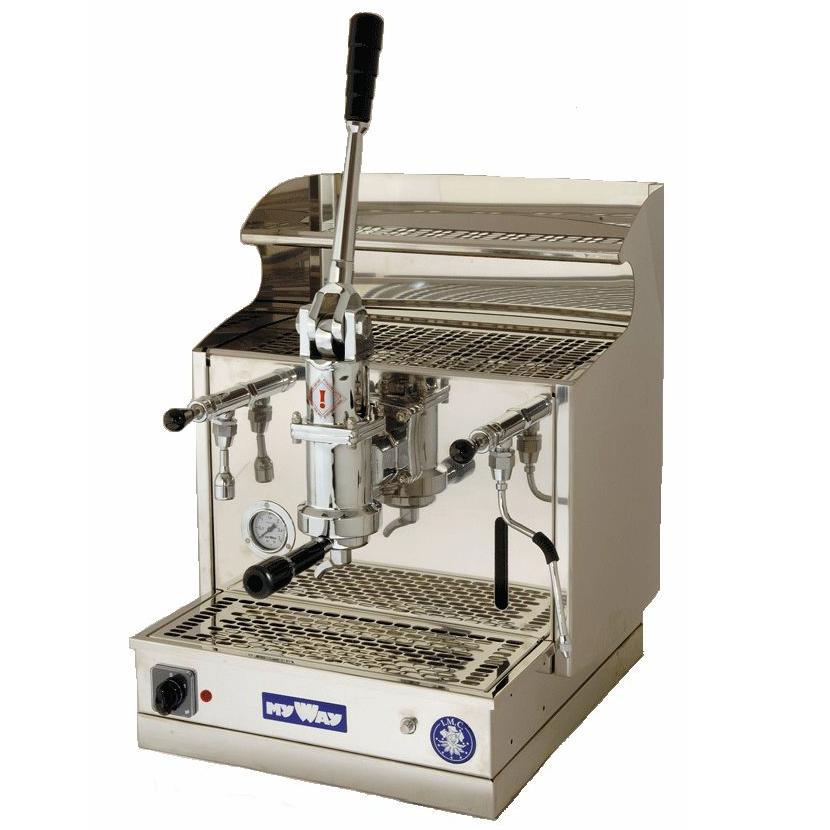 Espressor profesional cu pârghie Izzo MyWay Pompei, 1 grup