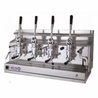Espressor profesional cu pârghie Izzo MyWay Pompei, 4 grupuri