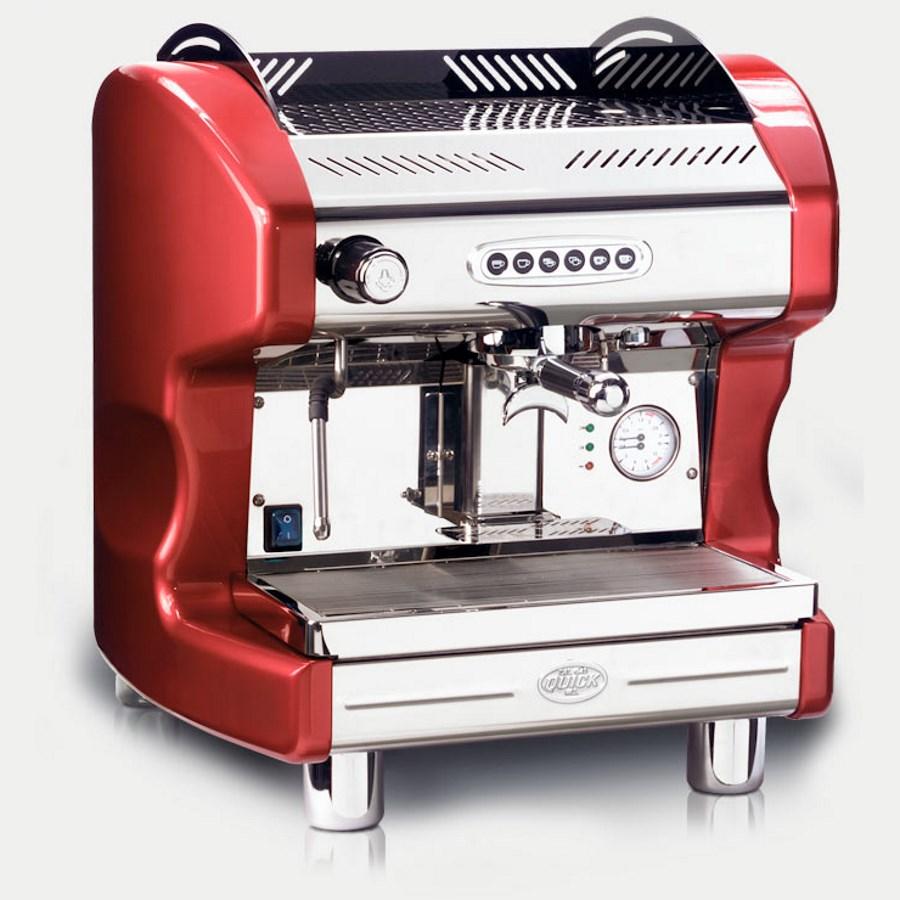 Espressor profesional Quick Mill QM64 DE, 1 grup